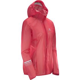 Salomon Lightning Race WP Running Jacket Women pink